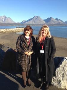 Hilde og jeg Troms